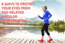 6 ways to protect your eyes from age-related macular degeneration