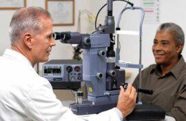 glaucoma test