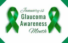 Glaucoma Awareness Month