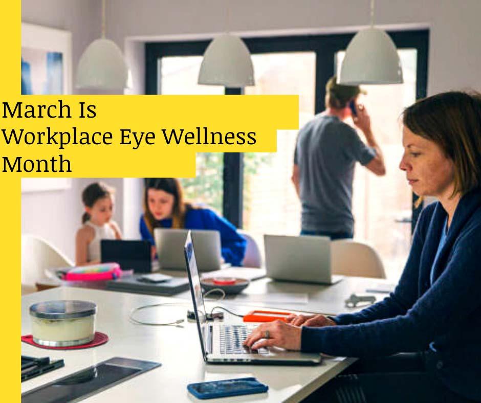 workplace eye wellness
